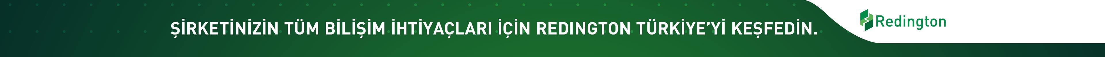 Redington reklamı